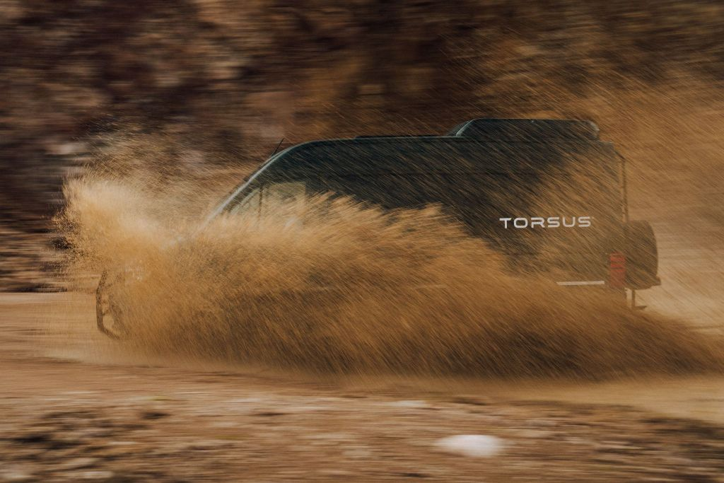 Torsus Terrastorm