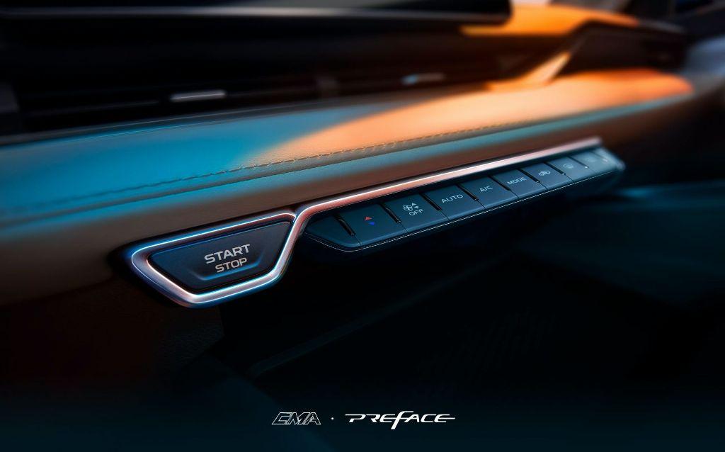 Дебют модели состоится 26 сентября на автосалоне в Пекине, а на рынок она выйдет в конце того года