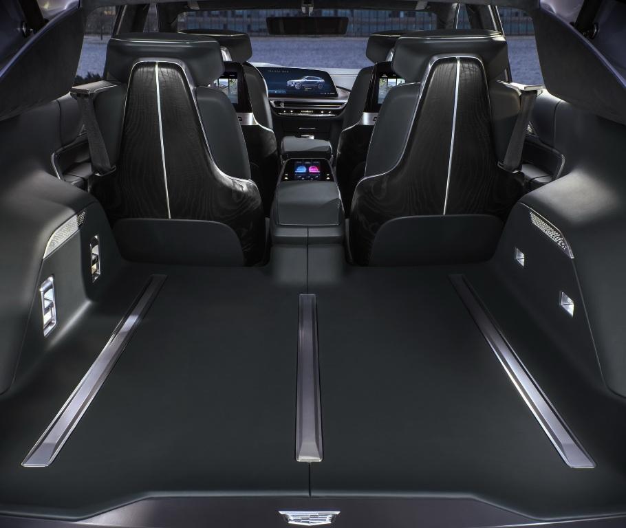 Больше подробностей о Cadillac Lyriq станет известно ближе к серийному выпуску, который запланирован на 2022 год
