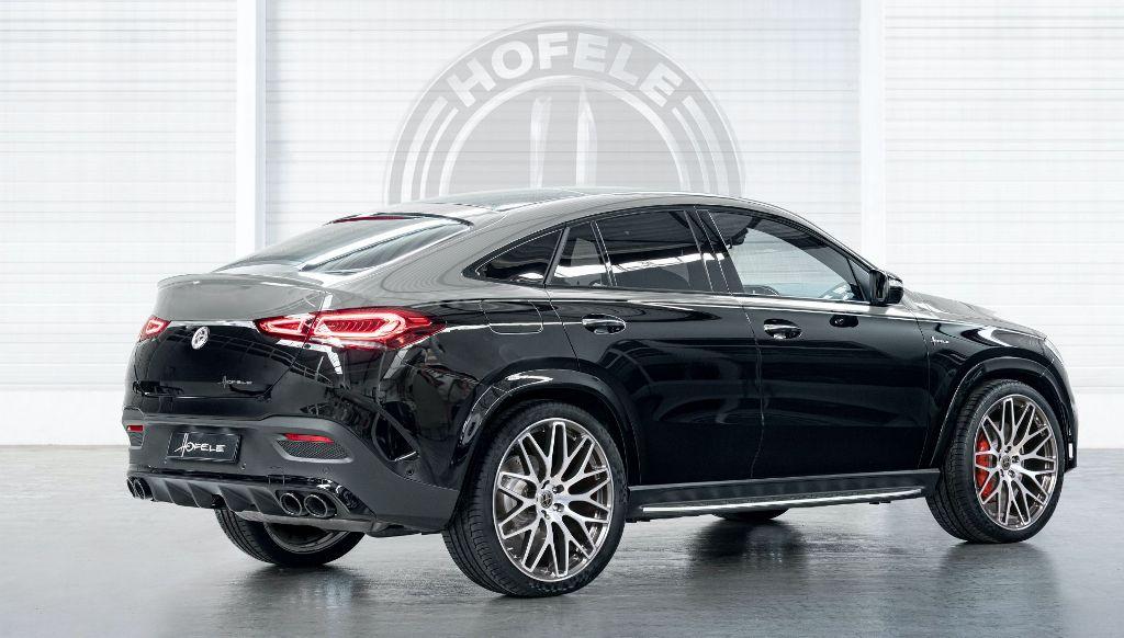 Новый проект получил название HGLE Coupe
