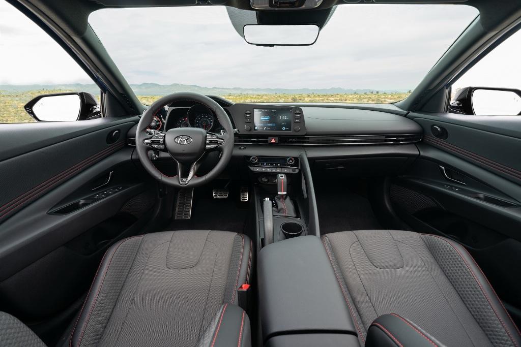 Hyundai выпустила серию запчастей N Performance, чтобы позволить владельцам дополнительно настраивать свои модели N Line
