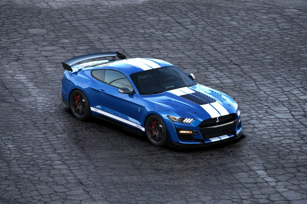 Ford Mustang Shelby Signature Edition