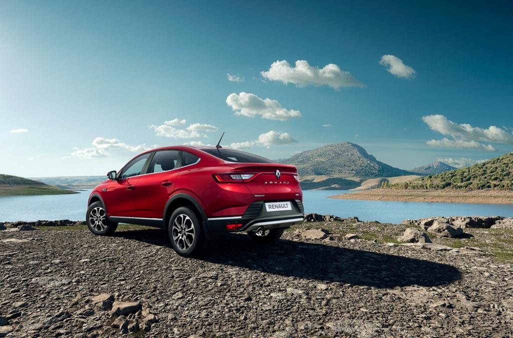 Модель будет собираться из машинокомплектов, произведенных на московском заводе Renault Groupe