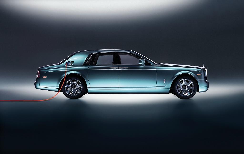 Электромобиль Rolls-Royce