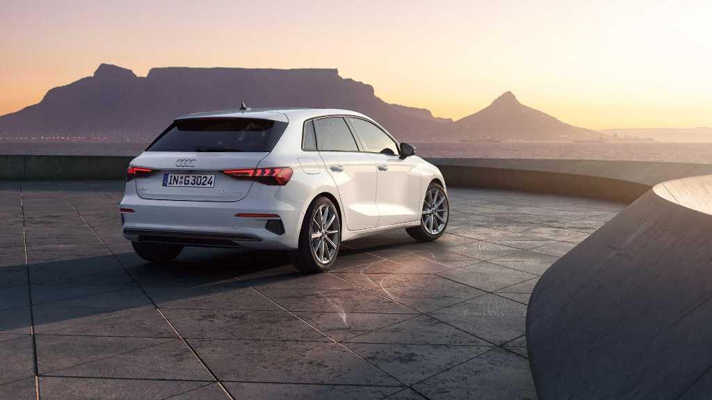 Автомобиль может работать как на природном газе, так и на биометане