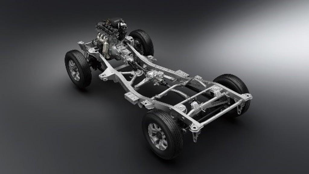 Внедорожник сменил форм-фактор и будет выпускаться в виде легкого коммерческого автомобиля