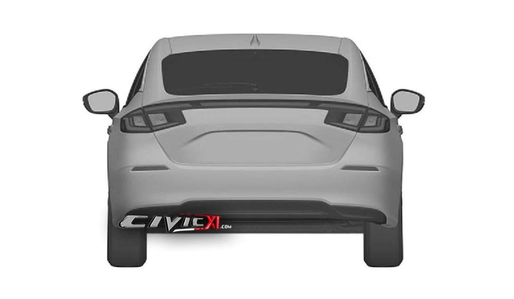 Новое поколение хэтчбека Honda Civic сохранит привычную концепцию и пропорции