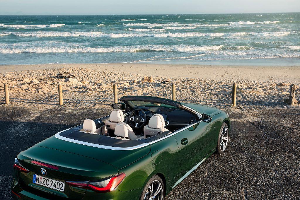 Кабриолет получил современный стильный дизайн кузова и мягкую откидную крышу