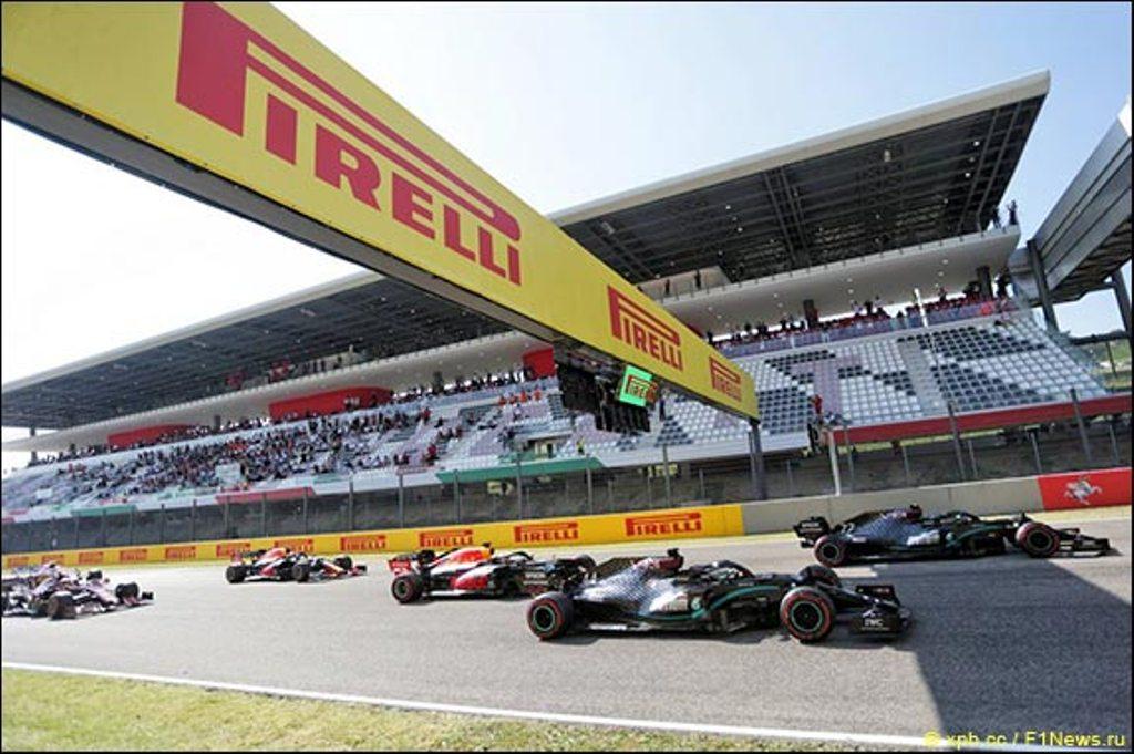 Девятым этапом Формулы-1 сезона 2020 стал Гран-при Тосканы