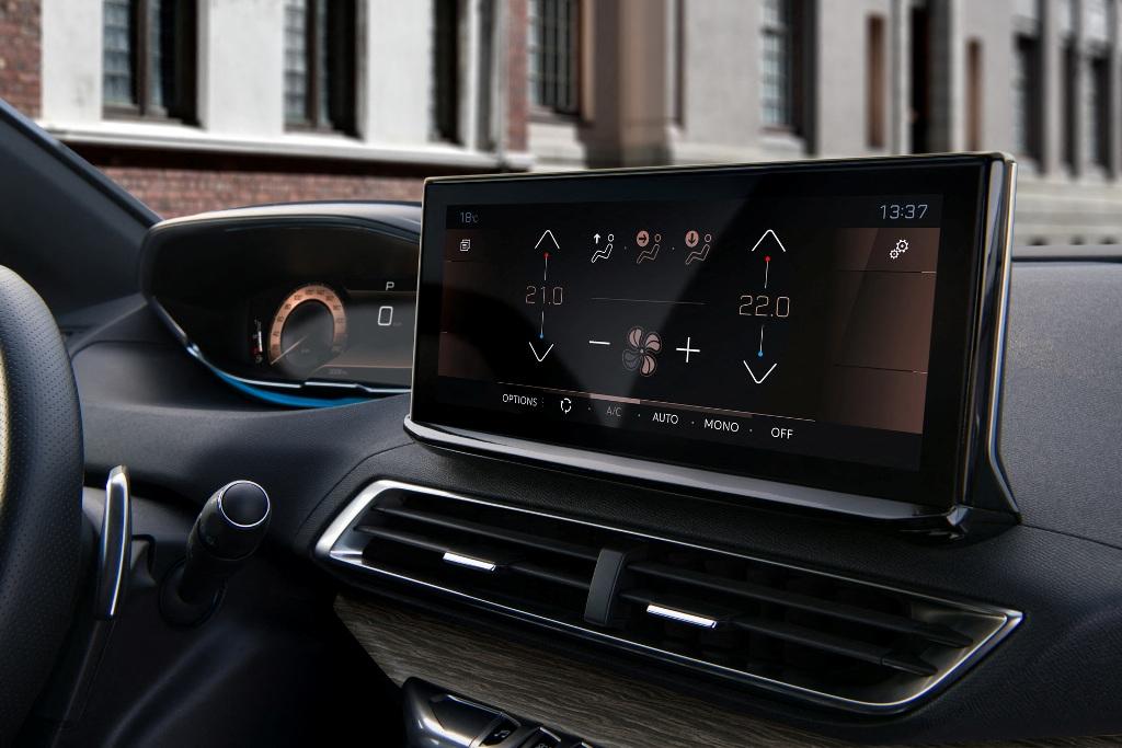 В продажу обновленный Peugeot 3008 поступит в конце этого года