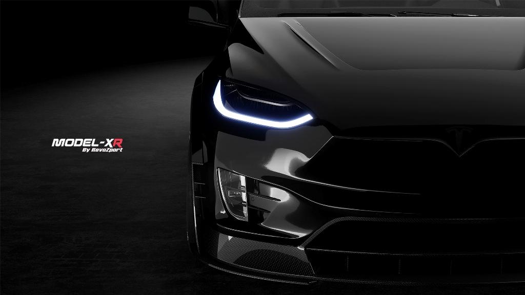 В частности Model X получила аэродинамический обвес из углеродного волокна