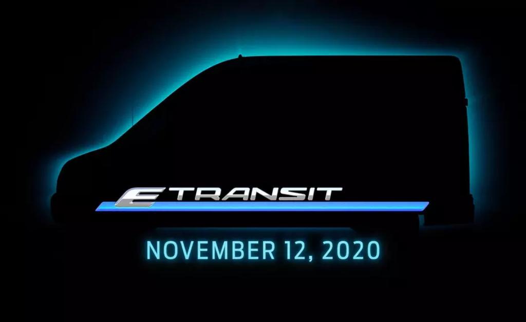 Ford Е-Transit
