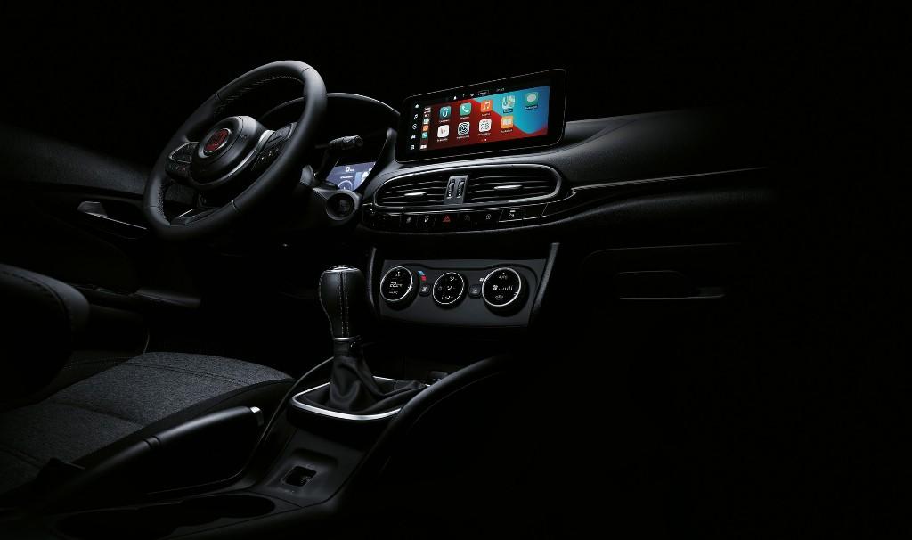 Стоимость обновленного Fiat Tipo стартует от 14 тысяч евро