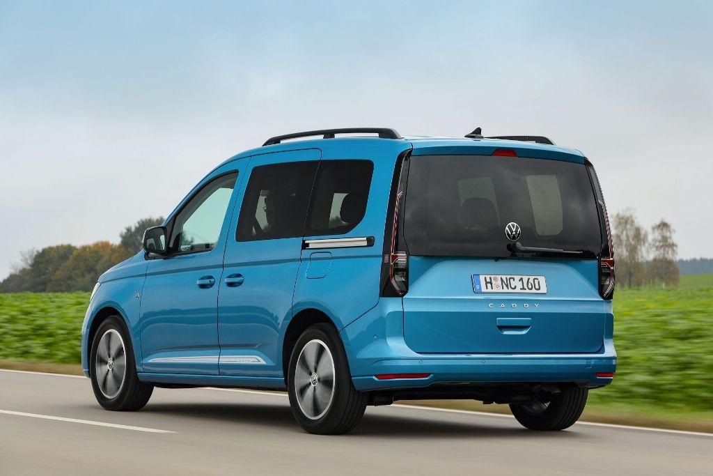 Пятое поколение Caddy выйдет на рынок уже в ноябре этого года