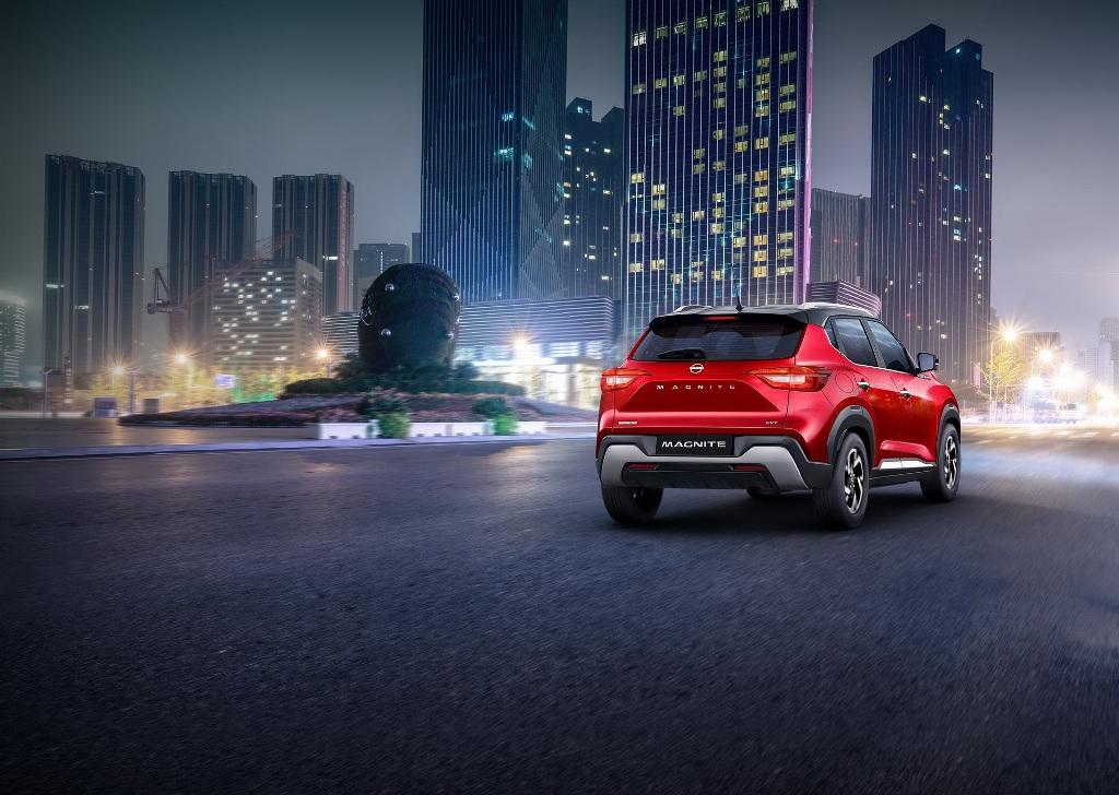 Новый Nissan Magnite построен на модульной платформе CMF-A