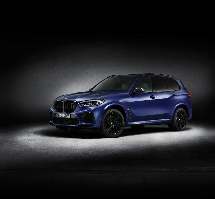 BMW X5 M и X6 M Competition