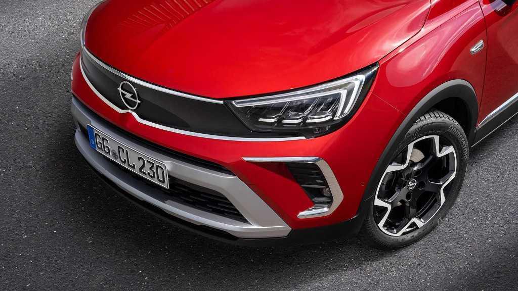Характерный стиль получил название Opel Vizor
