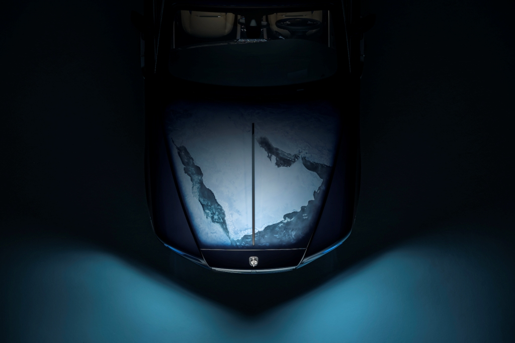 Rolls-Royce Wraith «Inspired by Earth»