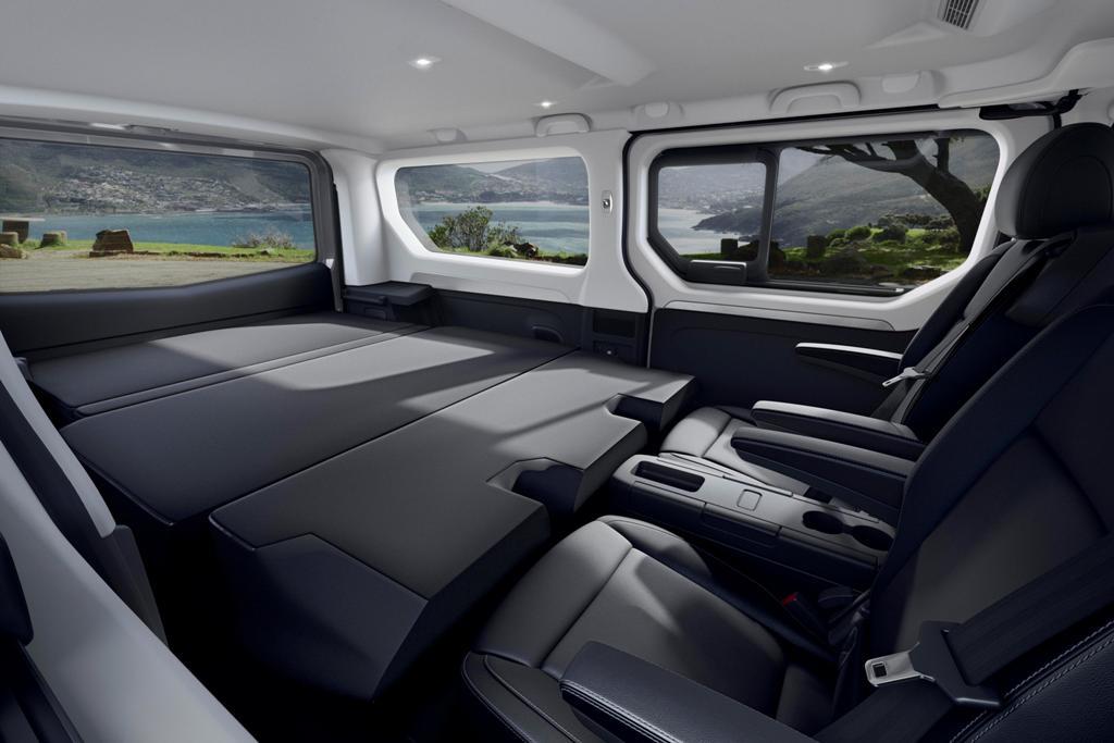 В продажу новый Trafic поступит в марте 2021 года