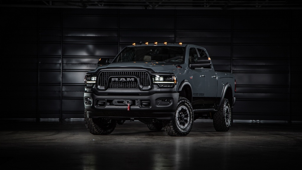 Ram Power Wagon 75th Anniversary