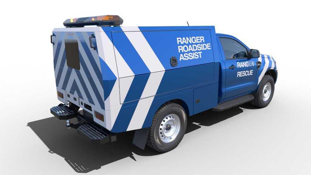 В движение авто приводит 2,0-литровый дизельный двигатель EcoBlue мощностью 170 л.с. и 420 Нм крутящего момента