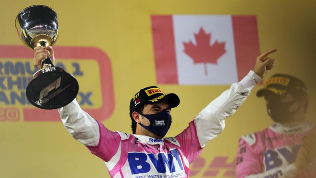 Победу одержал мексиканец Серхио Перес
