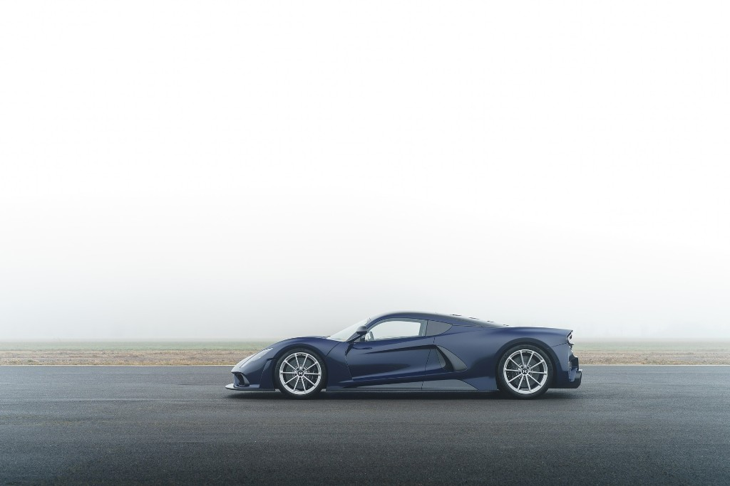 Venom F5 оснащен 6,6-литровым двигателем V8