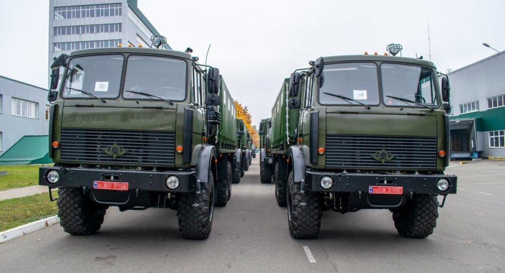 Предприятие специализируется на изготовлении автомобильной техники для Министерства обороны Украины