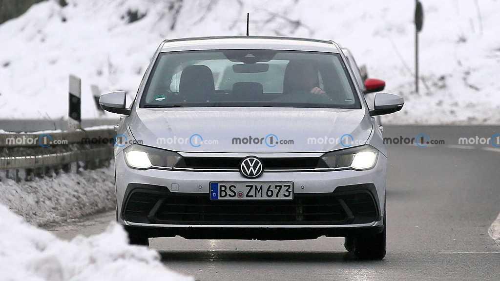 VW Polo 2022