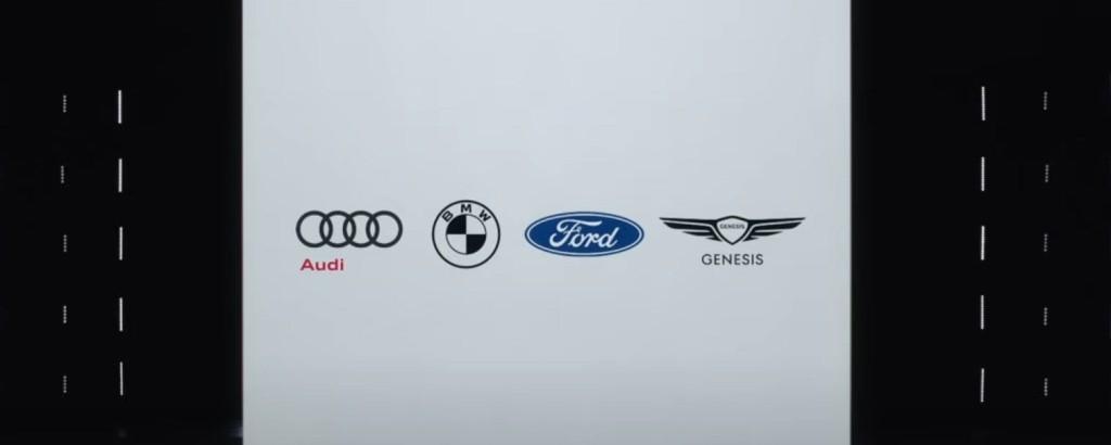 Пока Samsung работают с Audi, BMW, Ford и Genesis