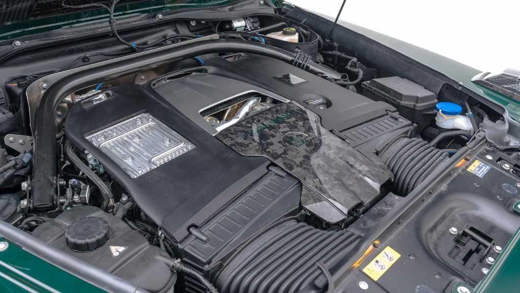 Двигатель разогнали до 850 л.с.