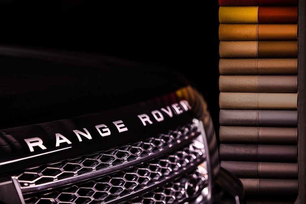 Range Rover Autobiography