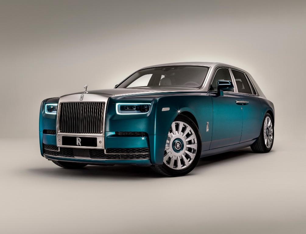"Rolls-Royce Phantom ""Iridescent Opulence"""