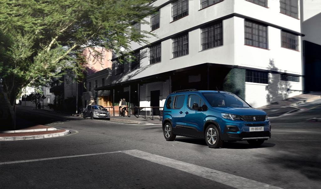 Peugeot e-Rifter MPV