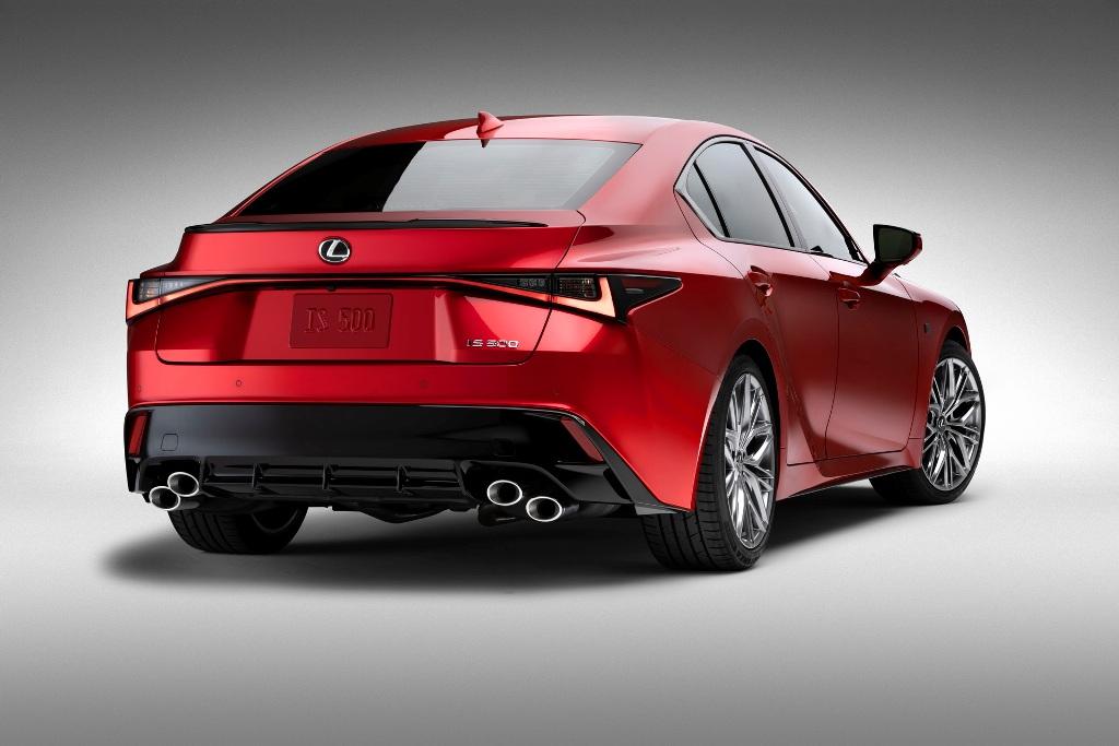 Lexus IS 350 F Sport Performance