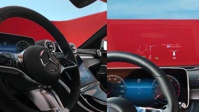 """Следующая генерация Mercedes-Benz C-Class внешне будет перекликаться со """"старшими"""" моделями"""