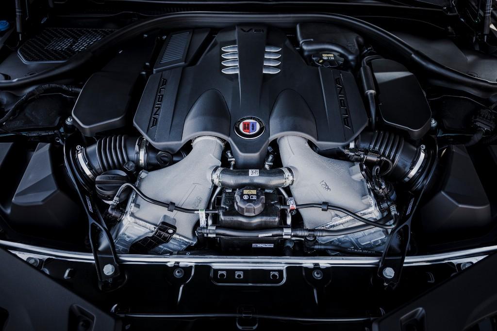 Отдача мотора выросла до 620 л.с.