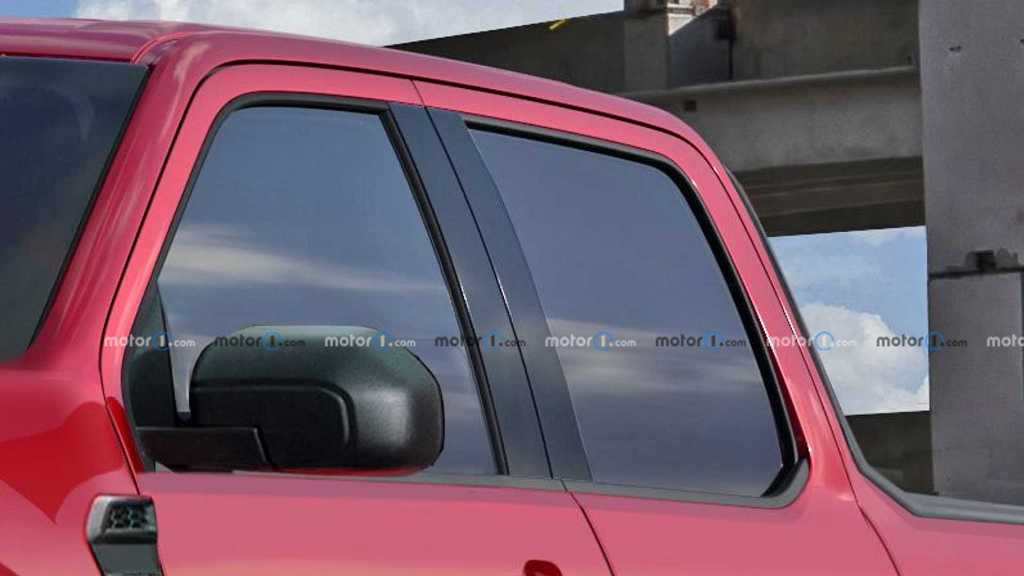 Пикап получит кузов с чистыми линиями, без лишних деталей и выштамповок
