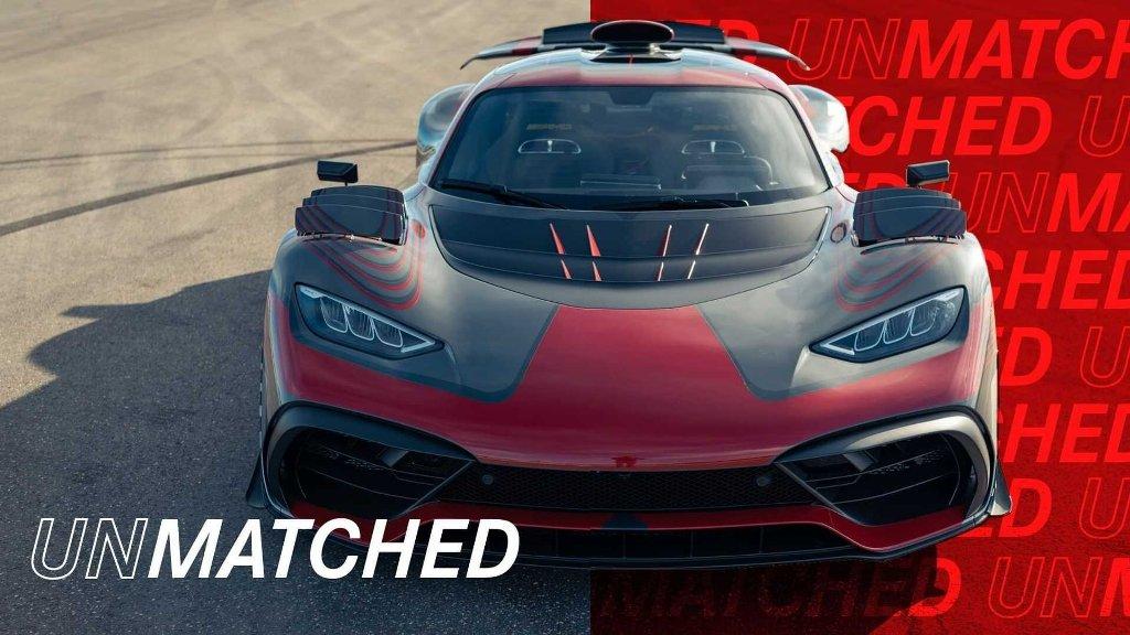 В движение Project One приводит гибридная силовая установка, которая состоит из 1,6-литрового турбодвигателя V6 и четырех электромоторов