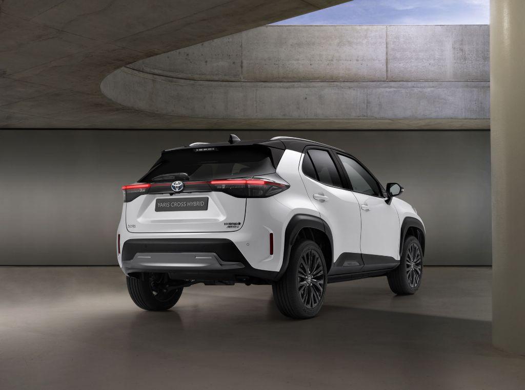 Вседорожная версия, впрочем как и стандартная Toyota Yaris Cross, опирается на модульную платформу TNGA