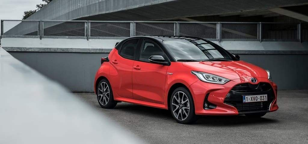 Toyota Yaris - 266 баллов
