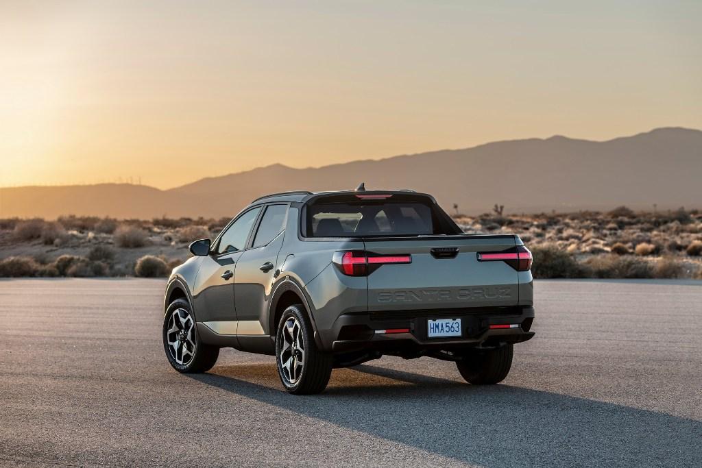 Hyundai Santa Cruz базируется на той же платформе, что и новый Tucson