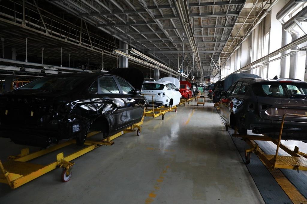 ЗАЗ - единственное в Украине предприятие, имеющее полный цикл производства легковых автомобилей