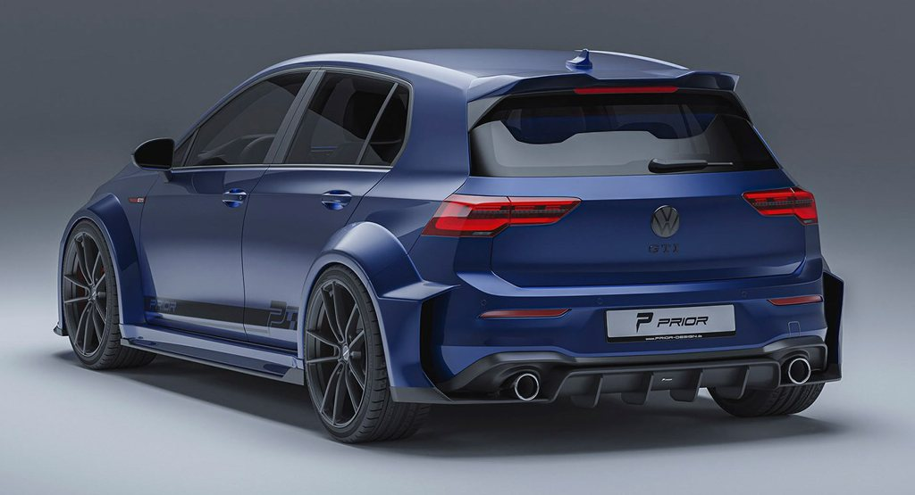 Volkswagen Golf GTI от Prior Design