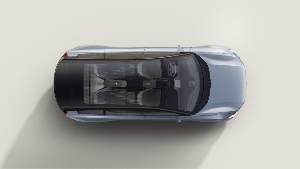 В основу электромобиля легла новая архитектура, в которую интегрирована плоская батарея с огромным ресурсом