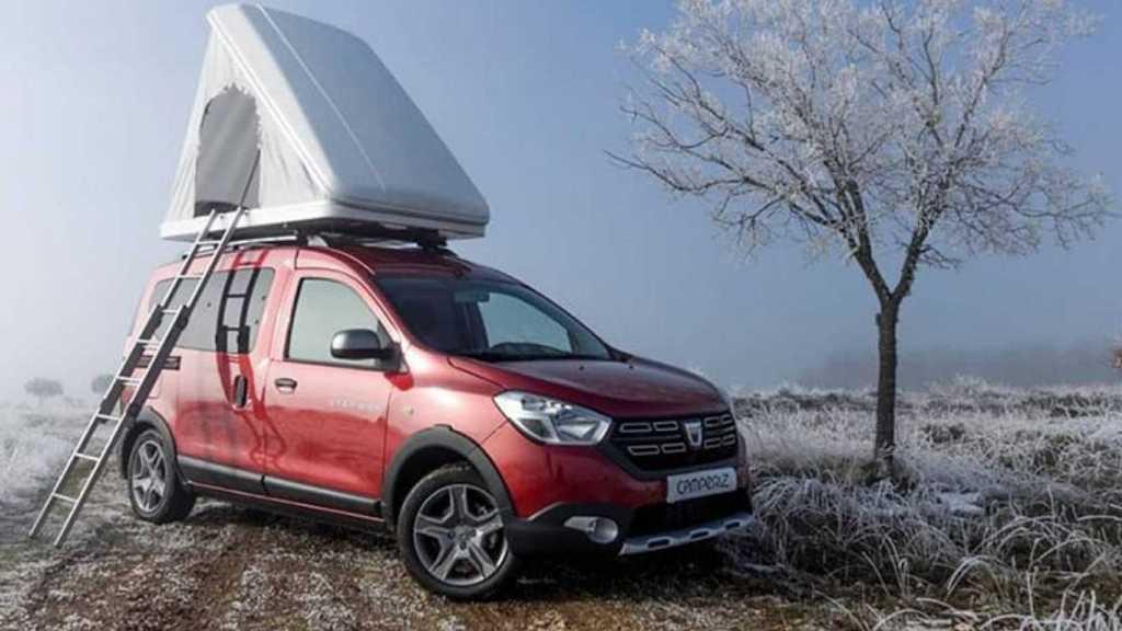 Dacia Dokker Camper