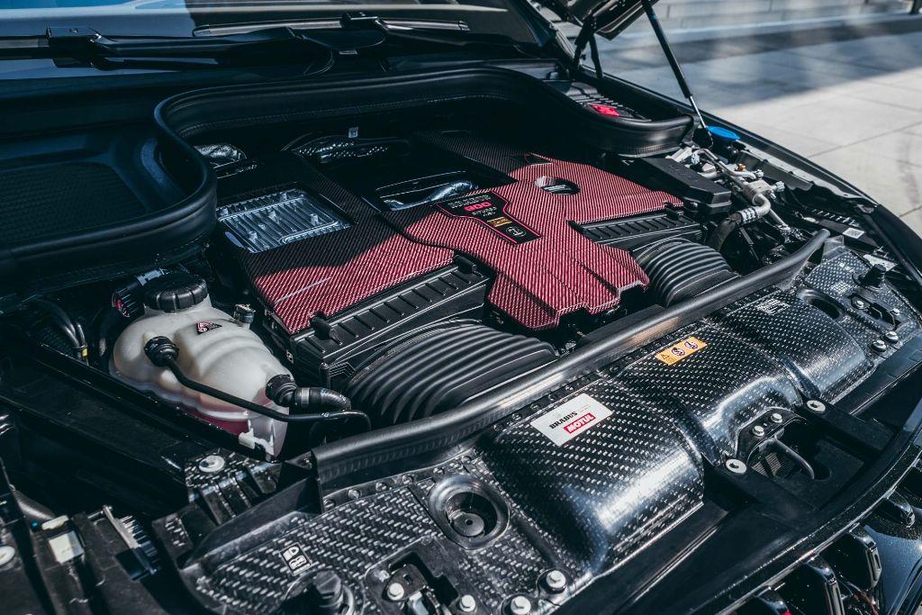 Brabus выпустит всего 25 экземпляров 900 Rocket Edition на базе GLE Coupe по цене от 381 243 евро за единицу